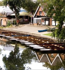 Image of Cherwell Boathouse Punting